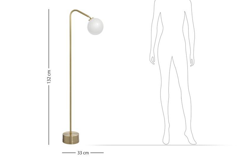 Oscar floor lamp cto lighting treniq 6