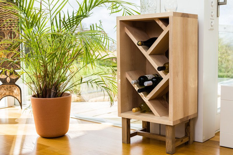 Ash wine bottle display unit forest to home treniq 1 1490815655441