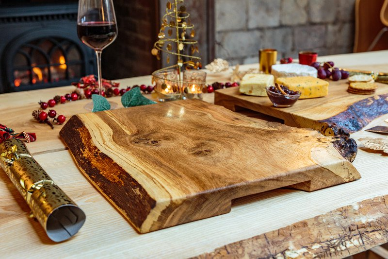 Live edge cheese board large forest to home treniq 1 1490816418736