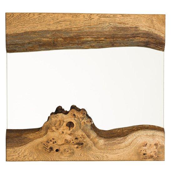 Live edge pippy oak mirror forest to home treniq 1 1490817335298