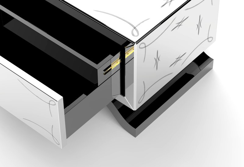 Metropolitan nightstand boca do lobo treniq 4