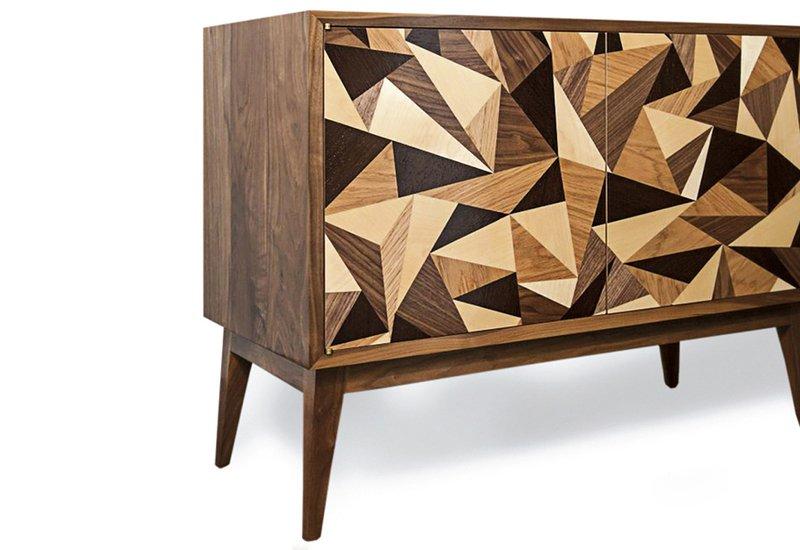 Cubist credenza cabinet chris turner 3