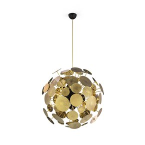 Newton Suspension Lamp - Boca do Lobo - Treniq