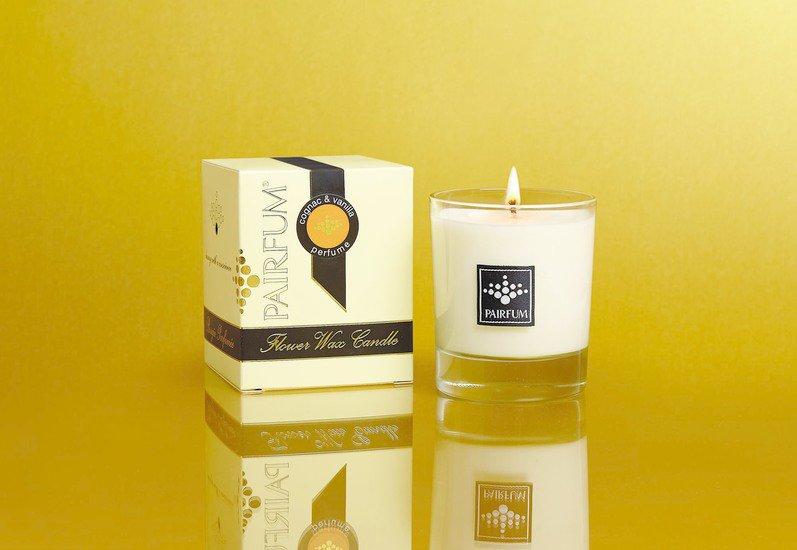 Flower wax candle pairfum (by inovair ltd) treniq 1 1490871516105
