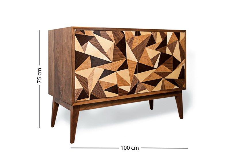Cubist credenza cabinet chris turner 7