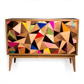 Cubist Credenza - Chris Turner - Treniq