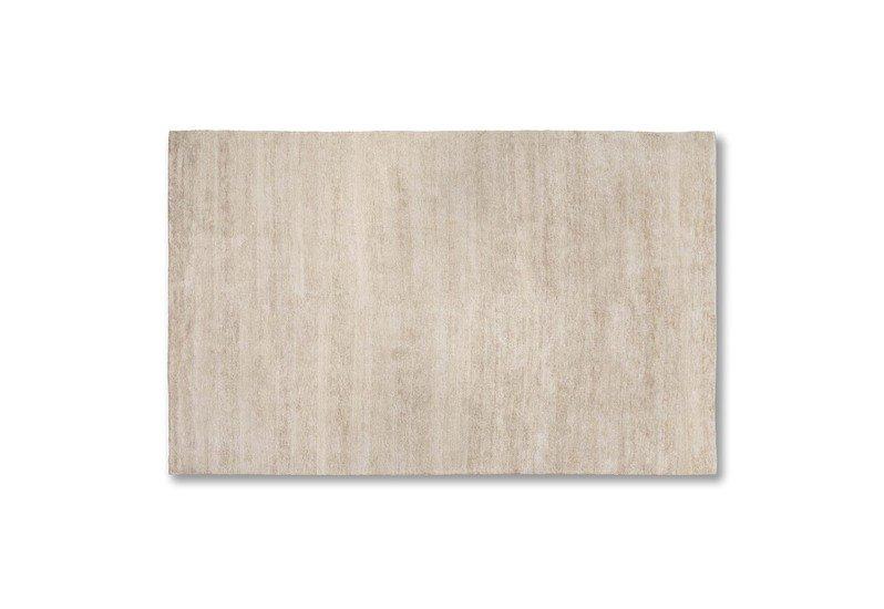 Bamboo silk rug   soft gold  atelier lane treniq 1 1490315655687