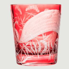 Crystal-Peacock-Champagne-Flute-&-Magnum-Cooler-Set-(Rose)_Rachel-Bates-Interiors-Ltd_Treniq_3
