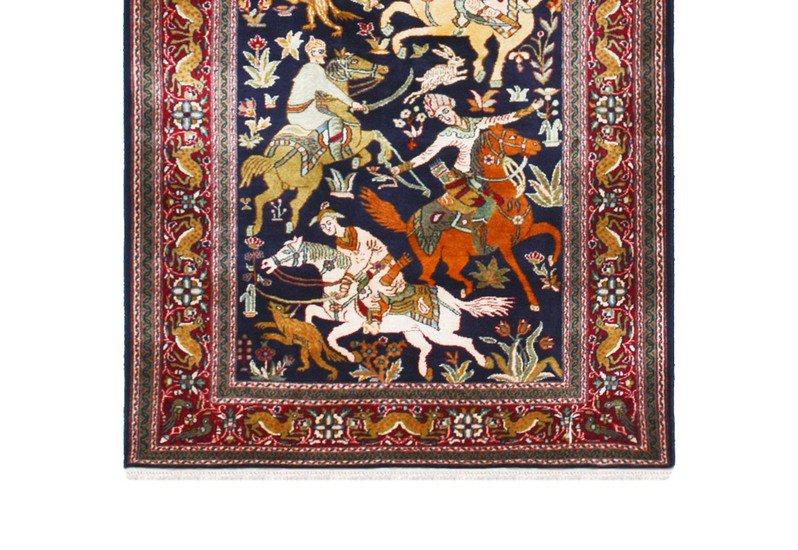Hunting sultanate handmade carpet yak carpet treniq 3