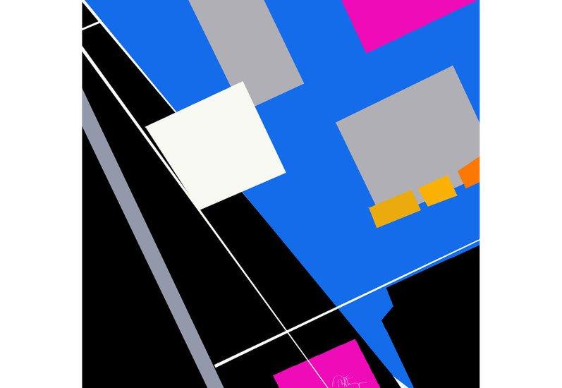 Art inspired by architecture thompson gallery treniq 1