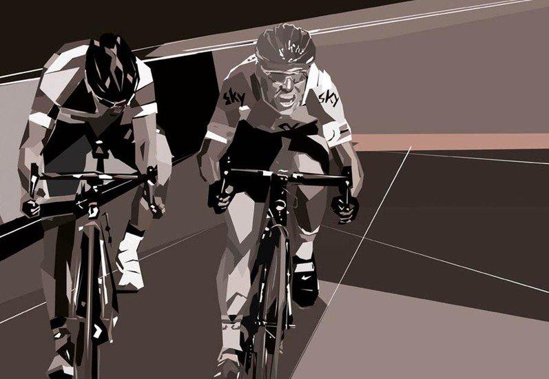 Deco metric cycling thompson gallery treniq 2