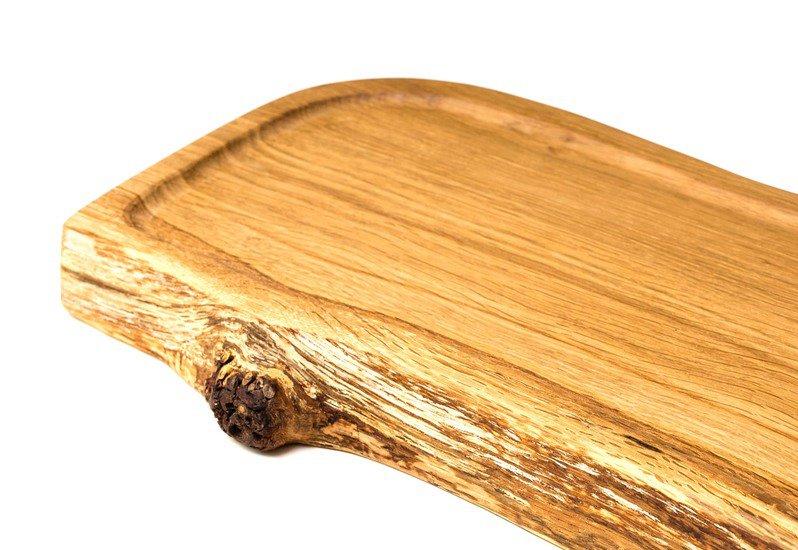 Oak serving board (medium forest to home treniq 3