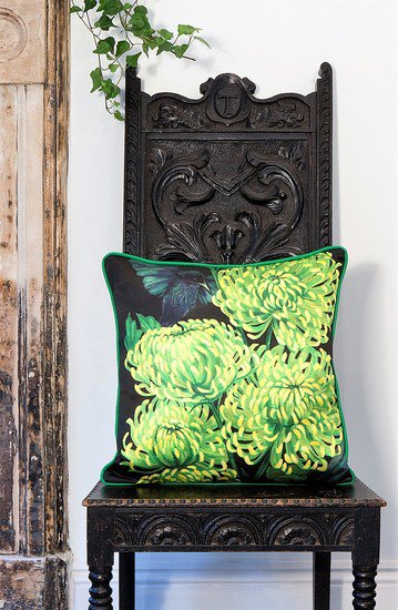 Chrysanths nuit cushion collection lux   bloom treniq 2 1491562558551