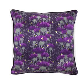 Bill's-Bees-Cushion-Collection-In-Highand-Purple_Lux-&-Bloom_Treniq_1