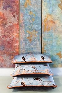Little finches cushion collection lux   bloom treniq 5 1491566196675