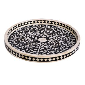 Bone-Inlay-Floral-Design-Round-Tray_Shiv-Artefacts_Treniq_0