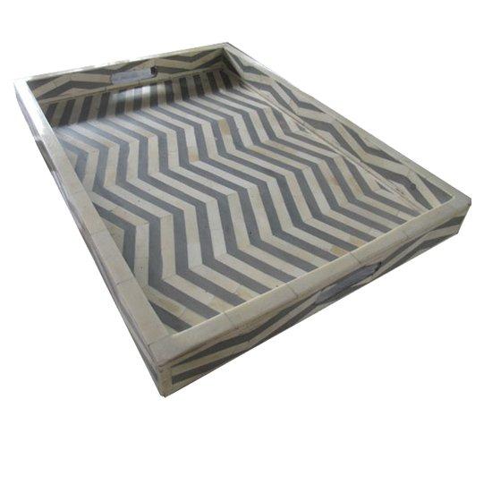 Bone inlay chevron design tray shiv artefacts treniq 1 1491749669514