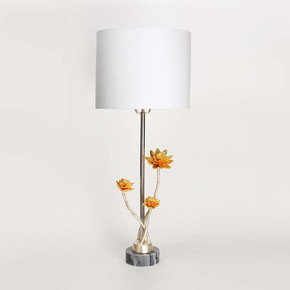 Table-Lamp-Lotus-Collection_Home-N-Earth_Treniq_0