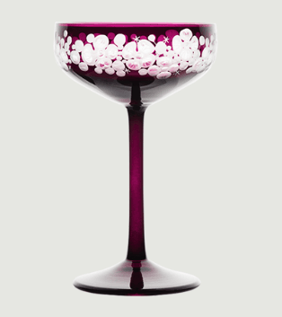 Isadora crystal champagne saucer   amethyst rachel bates interiors ltd treniq 1 1491836534684
