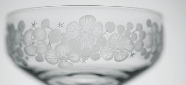 Isadora crystal champagne saucer   clear rachel bates interiors ltd treniq 1 1491837827580