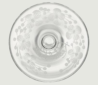 Isadora crystal champagne saucer   clear rachel bates interiors ltd treniq 1 1491837830673