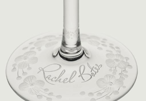 Isadora crystal champagne saucer   clear rachel bates interiors ltd treniq 1 1491837832680