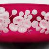 Isadora crystal champagne saucer   fuschsia  rachel bates interiors ltd treniq 1 1491838344566