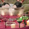 Isadora crystal champagne saucer   fuschsia  rachel bates interiors ltd treniq 1 1491838350754