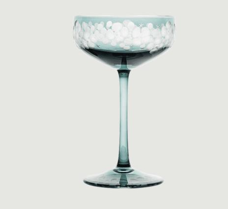 Isadora crystal champagne saucer   grey rachel bates interiors ltd treniq 1 1491838532366