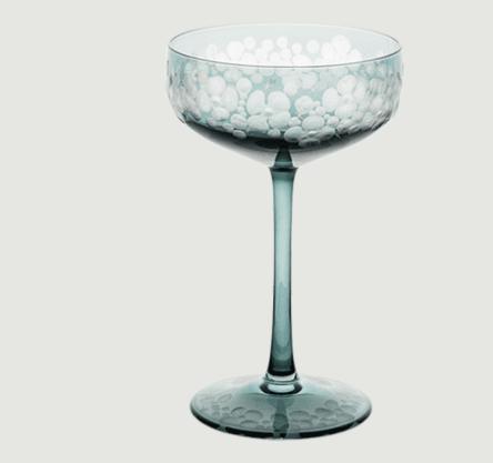 Isadora crystal champagne saucer   grey rachel bates interiors ltd treniq 1 1491838533518