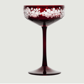 Isadora-Crystal-Champagne-Glass-Ruby_Rachel-Bates-Interiors-Ltd_Treniq_0