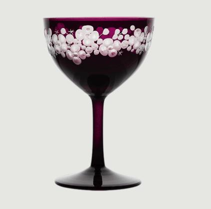 Cristobelle crystal champagne saucer   amethyst rachel bates interiors ltd treniq 1 1491913461204