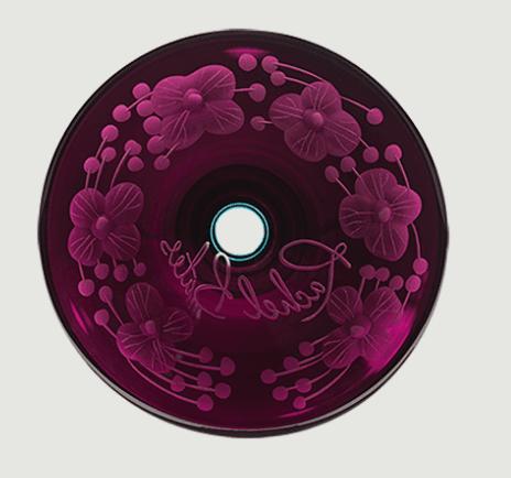 Cristobelle crystal champagne saucer   amethyst rachel bates interiors ltd treniq 1 1491913467347