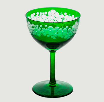 Cristobelle crystal champagne saucer   emerald rachel bates interiors ltd treniq 1 1491929047259