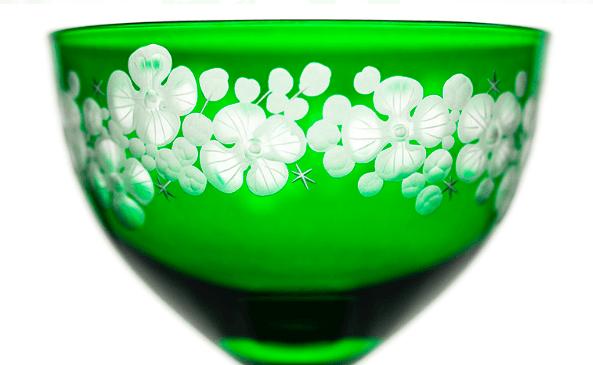 Cristobelle crystal champagne saucer   emerald rachel bates interiors ltd treniq 1 1491929051292