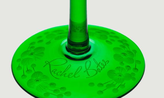 Cristobelle crystal champagne saucer   emerald rachel bates interiors ltd treniq 1 1491929056655