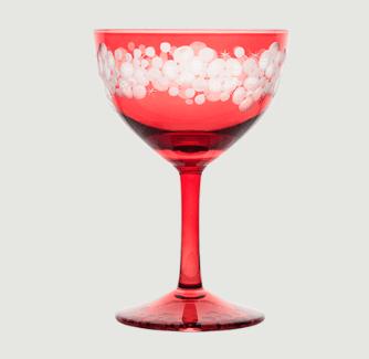 Cristobelle crystal champagne saucer   rose rachel bates interiors ltd treniq 1 1491930980965