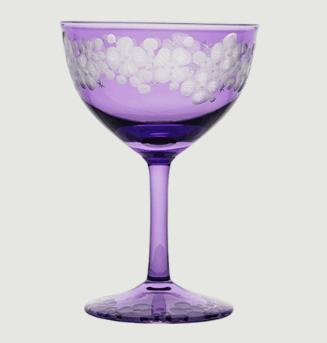Cristobelle crystal champagne saucer   violet rachel bates interiors ltd treniq 1 1491931515475