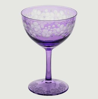 Cristobelle crystal champagne saucer   violet rachel bates interiors ltd treniq 1 1491931516518