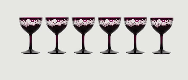 Cristobelle crystal champagne saucer   amethyst rachel bates interiors ltd treniq 8 1491932635640