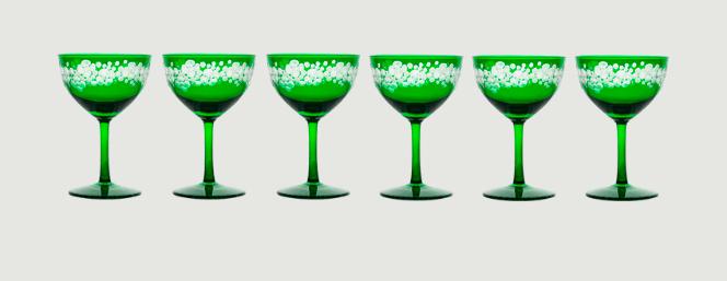 Cristobelle crystal champagne saucer   emerald rachel bates interiors ltd treniq 9 1491933304126