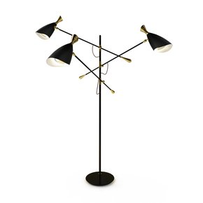 Duke Floor Lamp - Delightfull - Treniq