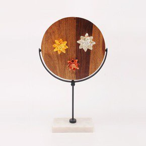 Decorative Disc Lotus Collection - Home N Earth - Treniq