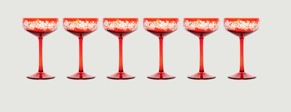 Isadora crystal champagne saucer   burnt orange rachel bates interiors ltd treniq 8 1491997156948