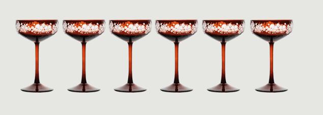 Isadora crystal champagne saucer   mahogany rachel bates interiors ltd treniq 6 1491997398615