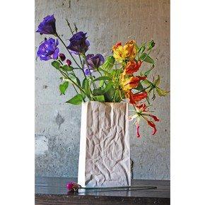Ceramic-Paper-Bag-Vase_Kac-Studios_Treniq_0