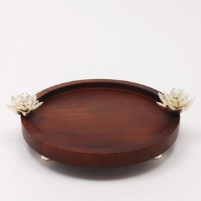 Round-Tray-Small-Lotus-Collection_Home-N-Earth_Treniq_0