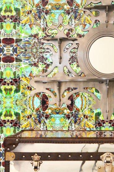 Kaleidoscope wallpaper spring designers atelier treniq 2 1492348212507