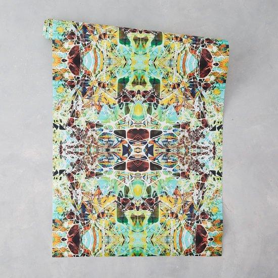 Kaleidoscope wallpaper spring designers atelier treniq 2 1492348240861