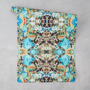 Kaleidoscope-Wallpaper-Summer_Designer's-Atelier_Treniq_2